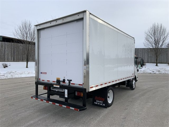 2019 LCF 4500 Regular Cab 4x2, Morgan Dry Freight #19C850 - photo 1
