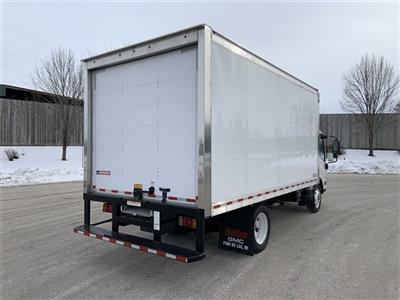 2019 LCF 4500 Regular Cab 4x2, Morgan Fastrak Dry Freight #19C850 - photo 2