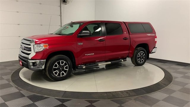 2017 Tundra Crew Cab 4x4, Pickup #19C857A - photo 4