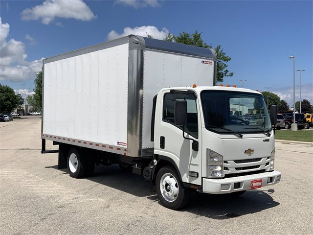 2019 Chevrolet LCF 4500 Regular Cab RWD, Morgan Fastrak Dry Freight #19C878 - photo 1