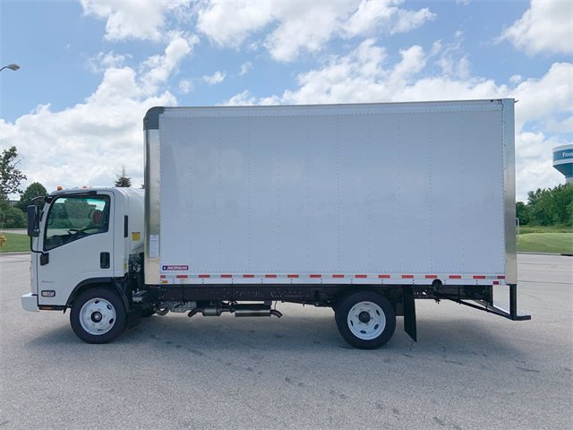2019 Chevrolet LCF 4500 Regular Cab RWD, Morgan Fastrak Dry Freight #19C878 - photo 19
