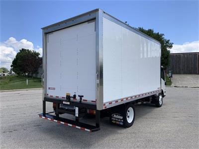 2019 Chevrolet LCF 4500 Regular Cab RWD, Morgan Fastrak Dry Freight #19C878 - photo 2