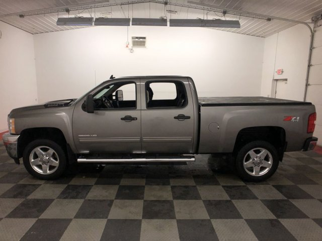 2013 Silverado 2500 Crew Cab 4x4,  Pickup #19F149B - photo 6