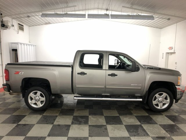2013 Silverado 2500 Crew Cab 4x4,  Pickup #19F149B - photo 3