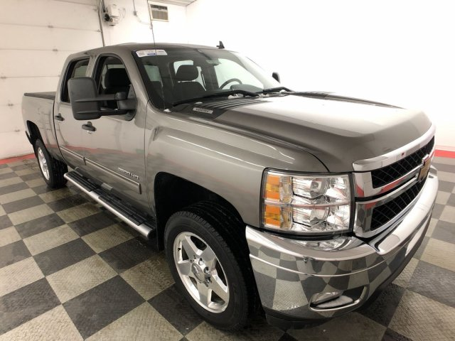 2013 Silverado 2500 Crew Cab 4x4,  Pickup #19F149B - photo 5