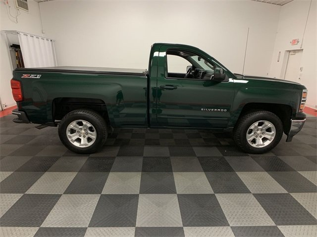 2015 Silverado 1500 Regular Cab 4x4,  Pickup #19F190A - photo 8