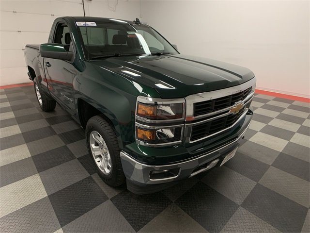 2015 Silverado 1500 Regular Cab 4x4,  Pickup #19F190A - photo 9