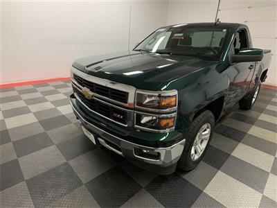 2015 Silverado 1500 Regular Cab 4x4,  Pickup #19F190A - photo 1