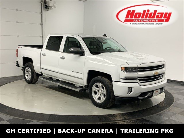 2016 Silverado 1500 Crew Cab 4x4, Pickup #19F254A - photo 1