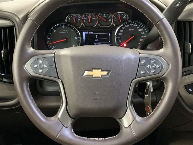2016 Silverado 1500 Crew Cab 4x4, Pickup #19F254A - photo 19
