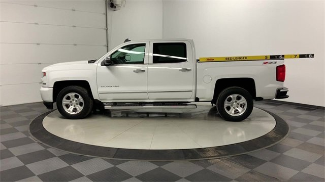 2016 Silverado 1500 Crew Cab 4x4, Pickup #19F254A - photo 34