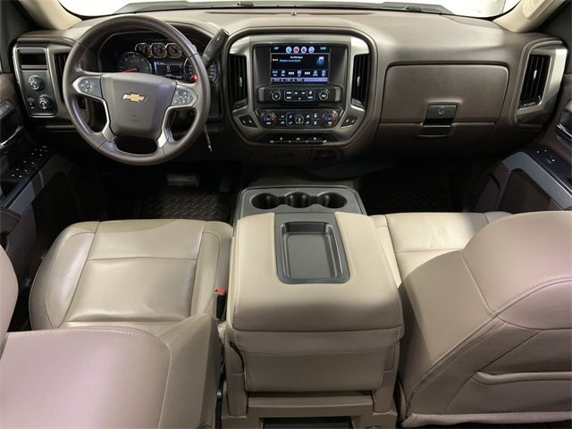 2016 Silverado 1500 Crew Cab 4x4, Pickup #19F254A - photo 4