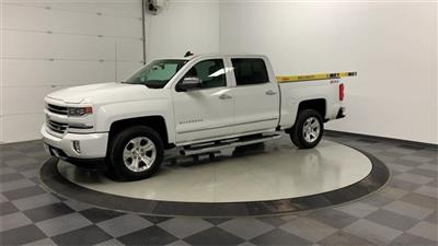 2016 Silverado 1500 Crew Cab 4x4, Pickup #19F254A - photo 3