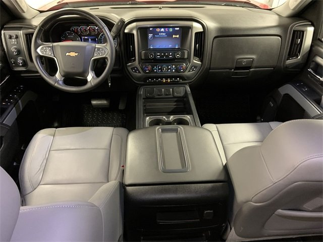 2015 Silverado 2500 Crew Cab 4x4, Pickup #19F720B - photo 4