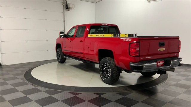 2015 Silverado 2500 Crew Cab 4x4, Pickup #19F720B - photo 35