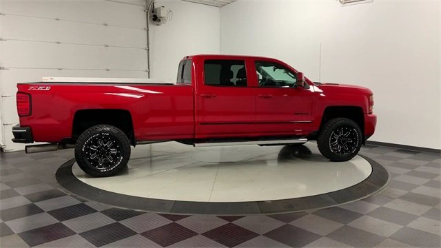 2015 Silverado 2500 Crew Cab 4x4, Pickup #19F720B - photo 36