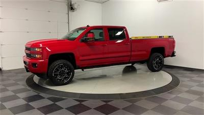 2015 Silverado 2500 Crew Cab 4x4, Pickup #19F720B - photo 3