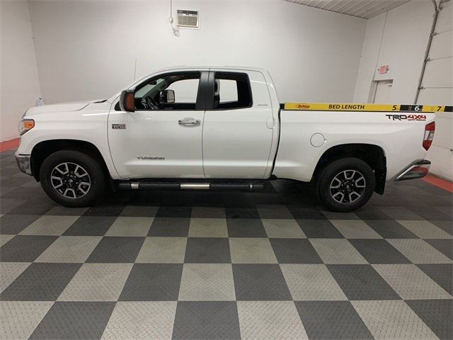 2016 Tundra Double Cab 4x4,  Pickup #19F752A - photo 8