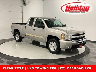 2009 Silverado 1500 Extended Cab 4x4, Pickup #19F960A - photo 1