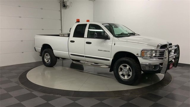 2004 Ram 2500 Quad Cab 4x4, Pickup #19F967B - photo 26