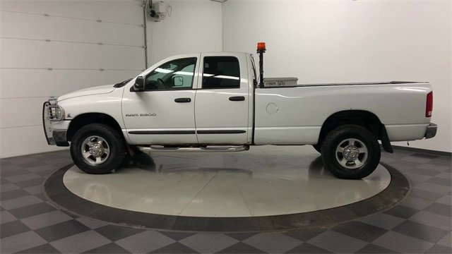 2004 Ram 2500 Quad Cab 4x4, Pickup #19F967B - photo 28