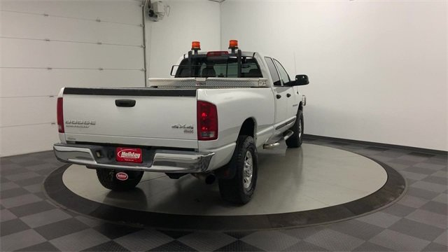 2004 Ram 2500 Quad Cab 4x4, Pickup #19F967B - photo 2