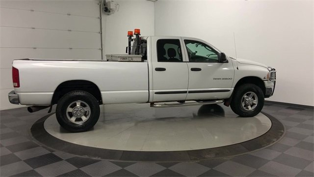 2004 Ram 2500 Quad Cab 4x4, Pickup #19F967B - photo 30