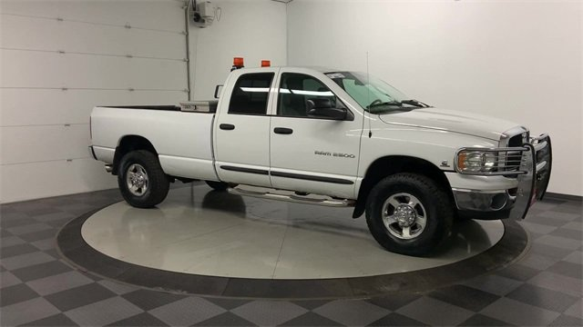2004 Ram 2500 Quad Cab 4x4, Pickup #19F967B - photo 31