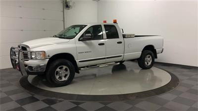 2004 Ram 2500 Quad Cab 4x4, Pickup #19F967B - photo 3