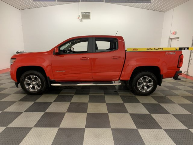 2016 Colorado Crew Cab 4x4,  Pickup #19G215A - photo 6