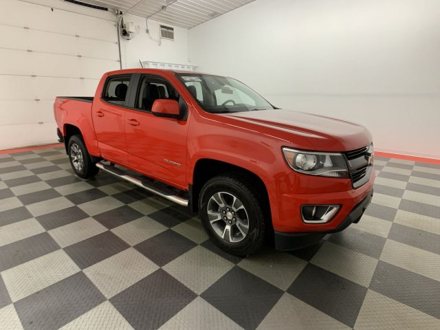 2016 Colorado Crew Cab 4x4,  Pickup #19G215A - photo 8