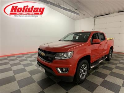 2016 Colorado Crew Cab 4x4,  Pickup #19G215A - photo 1