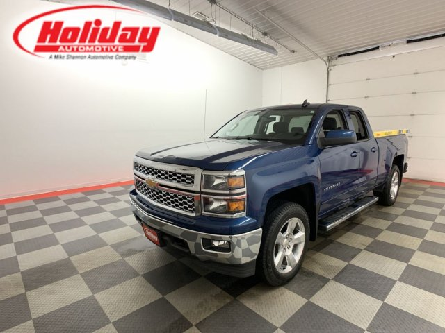 2015 Silverado 1500 Double Cab 4x4,  Pickup #19G219B - photo 1