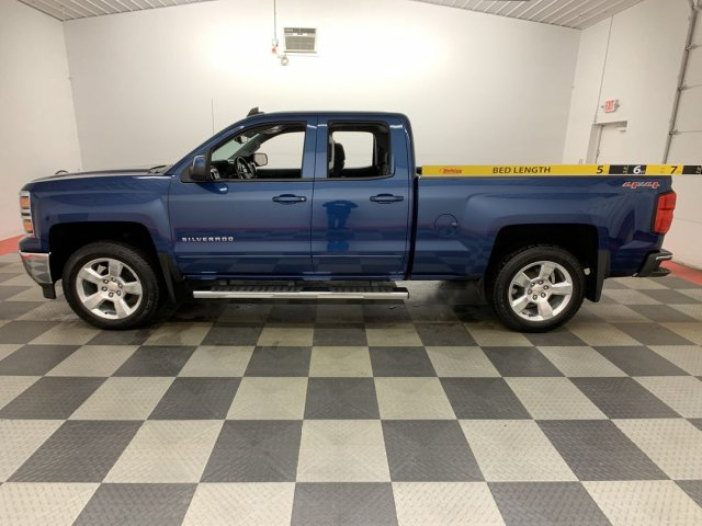 2015 Silverado 1500 Double Cab 4x4,  Pickup #19G219B - photo 5