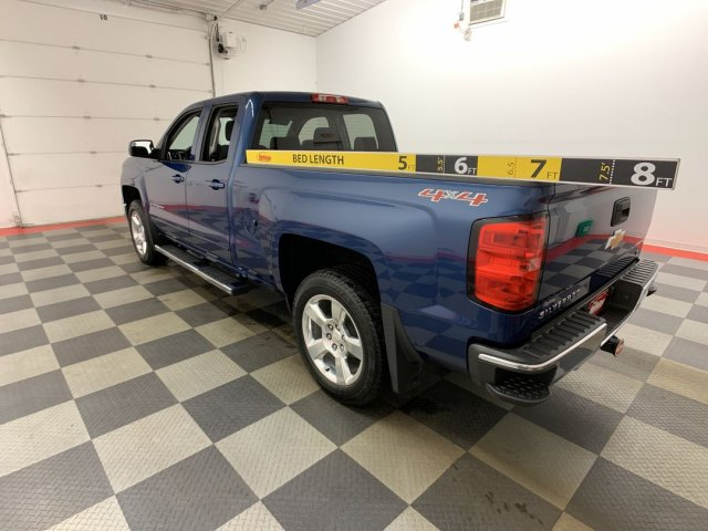 2015 Silverado 1500 Double Cab 4x4,  Pickup #19G219B - photo 7