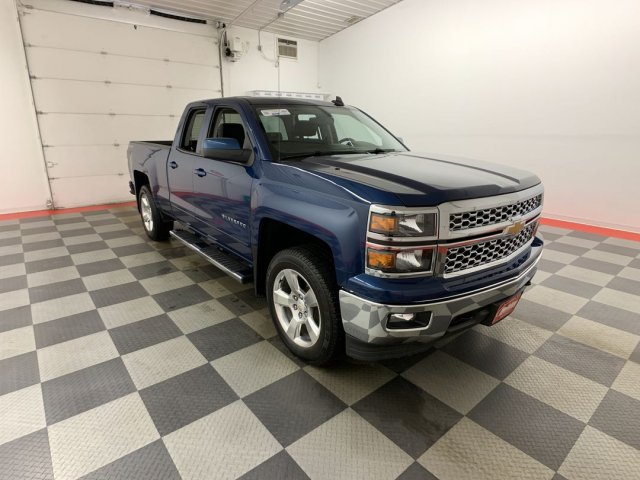 2015 Silverado 1500 Double Cab 4x4,  Pickup #19G219B - photo 6