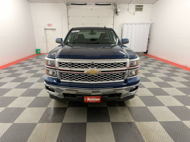 2015 Silverado 1500 Double Cab 4x4,  Pickup #19G219B - photo 8