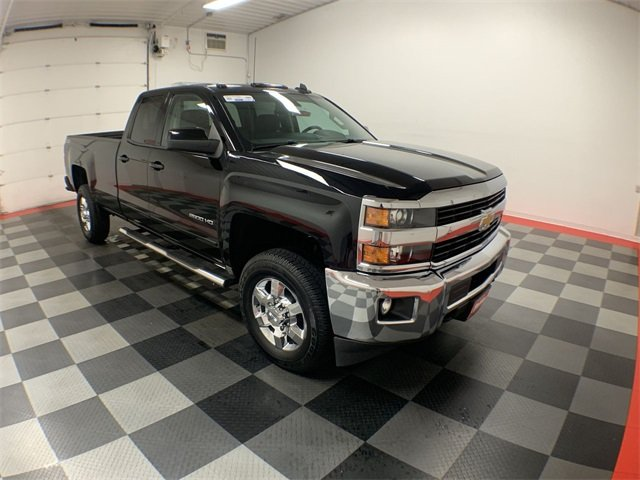 2015 Silverado 2500 Double Cab 4x4,  Pickup #19G540A - photo 8