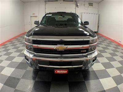 2015 Silverado 2500 Double Cab 4x4,  Pickup #19G540A - photo 10