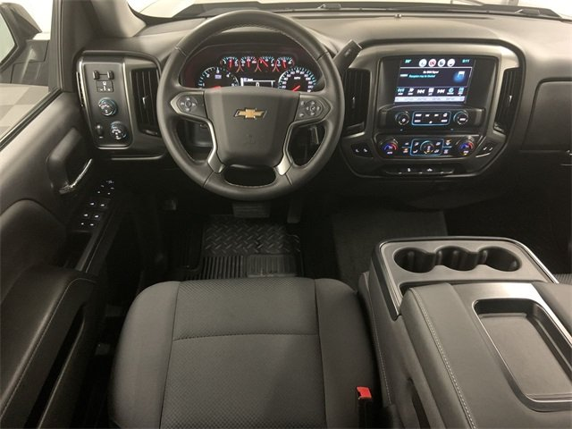 2018 Silverado 1500 Crew Cab 4x4,  Pickup #19G609A - photo 20