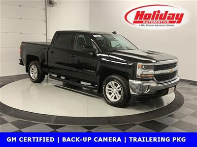 2018 Silverado 1500 Crew Cab 4x4,  Pickup #19G609A - photo 1