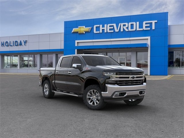 2020 Silverado 1500 Crew Cab 4x4, Pickup #20C106 - photo 3