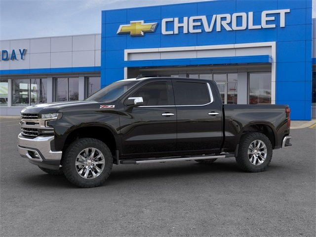 2020 Silverado 1500 Crew Cab 4x4, Pickup #20C106 - photo 1