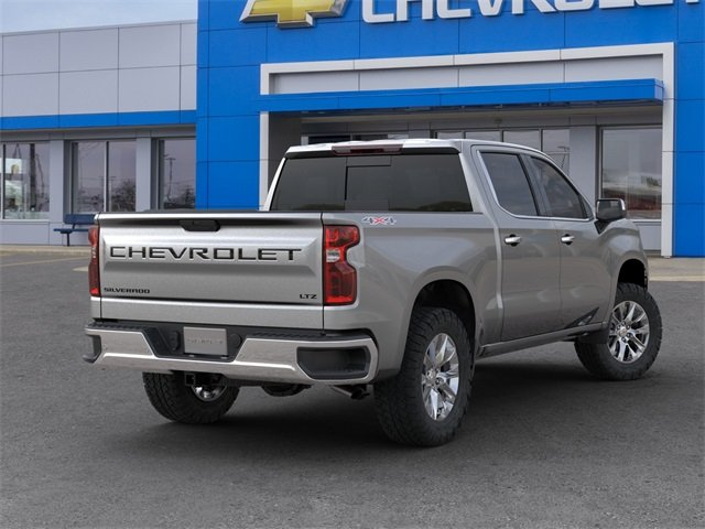 2020 Silverado 1500 Crew Cab 4x4, Pickup #20C168 - photo 11
