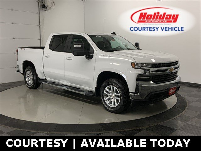 2020 Silverado 1500 Crew Cab 4x4, Pickup #20C175 - photo 1