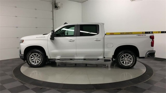 2020 Silverado 1500 Crew Cab 4x4, Pickup #20C175 - photo 35