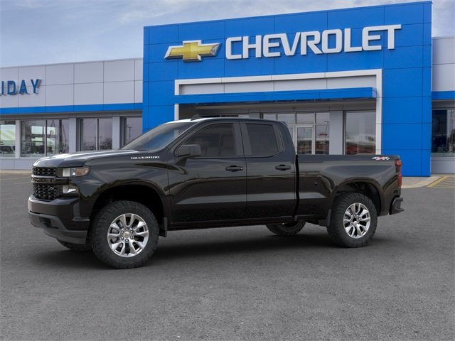 2020 Silverado 1500 Double Cab 4x4, Pickup #20C211 - photo 1