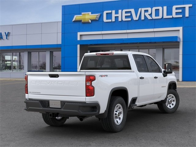 2020 Silverado 2500 Crew Cab 4x4, Pickup #20C212 - photo 10