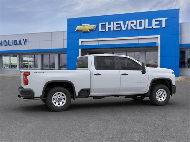 2020 Silverado 2500 Crew Cab 4x4, Pickup #20C212 - photo 12