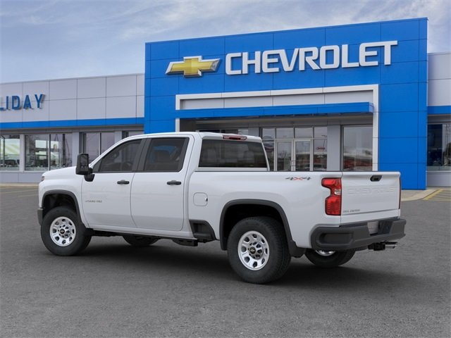 2020 Silverado 2500 Crew Cab 4x4, Pickup #20C212 - photo 8